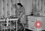 Image of fried egg United States USA, 1938, second 2 stock footage video 65675041917