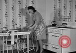 Image of fried egg United States USA, 1938, second 3 stock footage video 65675041917