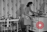 Image of fried egg United States USA, 1938, second 4 stock footage video 65675041917