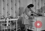 Image of fried egg United States USA, 1938, second 5 stock footage video 65675041917