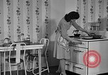 Image of fried egg United States USA, 1938, second 6 stock footage video 65675041917