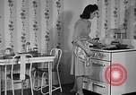 Image of fried egg United States USA, 1938, second 7 stock footage video 65675041917