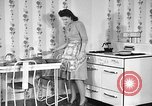 Image of fried egg United States USA, 1938, second 9 stock footage video 65675041917