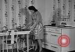 Image of fried egg United States USA, 1938, second 10 stock footage video 65675041917