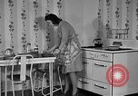 Image of fried egg United States USA, 1938, second 11 stock footage video 65675041917