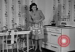 Image of fried egg United States USA, 1938, second 12 stock footage video 65675041917