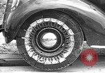 Image of auto tire saver Illinois United States USA, 1938, second 1 stock footage video 65675041919