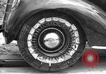 Image of auto tire saver Illinois United States USA, 1938, second 2 stock footage video 65675041919