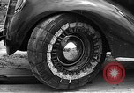 Image of auto tire saver Illinois United States USA, 1938, second 10 stock footage video 65675041919