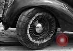 Image of auto tire saver Illinois United States USA, 1938, second 12 stock footage video 65675041919