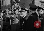 Image of LVF Ceremonies Paris France, 1942, second 4 stock footage video 65675041925