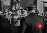 Image of LVF Ceremonies Paris France, 1942, second 5 stock footage video 65675041925