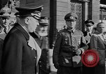 Image of LVF Ceremonies Paris France, 1942, second 8 stock footage video 65675041925