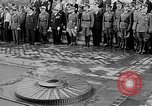 Image of LVF Ceremonies Paris France, 1942, second 10 stock footage video 65675041925