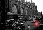 Image of Train station Paris France, 1940, second 2 stock footage video 65675041927