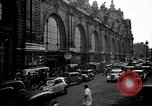 Image of Train station Paris France, 1940, second 3 stock footage video 65675041927