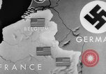 Image of German troops Belgium, 1944, second 2 stock footage video 65675041931