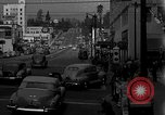 Image of Hollywood and Vine in 1950 Los Angeles California USA, 1950, second 1 stock footage video 65675041953