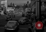 Image of Hollywood and Vine in 1950 Los Angeles California USA, 1950, second 3 stock footage video 65675041953
