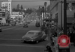 Image of Hollywood and Vine in 1950 Los Angeles California USA, 1950, second 9 stock footage video 65675041953