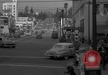 Image of Hollywood and Vine in 1950 Los Angeles California USA, 1950, second 10 stock footage video 65675041953