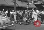 Image of Street scenes Los Angeles California USA, 1950, second 4 stock footage video 65675041956