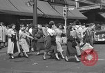 Image of Street scenes Los Angeles California USA, 1950, second 5 stock footage video 65675041956