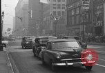 Image of Street scenes Los Angeles California USA, 1950, second 12 stock footage video 65675041956
