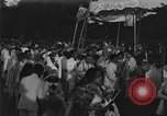 Image of Congress of Eucharist Manila Philippines, 1930, second 8 stock footage video 65675041968