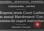 Image of Empress of Japan Yokohama Japan, 1930, second 2 stock footage video 65675041970