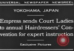 Image of Empress of Japan Yokohama Japan, 1930, second 6 stock footage video 65675041970