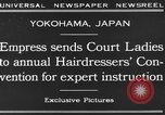 Image of Empress of Japan Yokohama Japan, 1930, second 7 stock footage video 65675041970