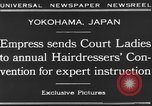 Image of Empress of Japan Yokohama Japan, 1930, second 8 stock footage video 65675041970