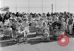 Image of prize contest Long Beach California USA, 1930, second 8 stock footage video 65675041971