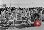 Image of prize contest Long Beach California USA, 1930, second 9 stock footage video 65675041971