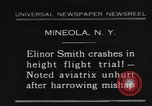 Image of Elinor Smith Mineola New York USA, 1931, second 1 stock footage video 65675041977