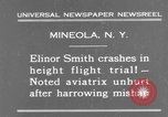 Image of Elinor Smith Mineola New York USA, 1931, second 2 stock footage video 65675041977