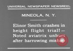 Image of Elinor Smith Mineola New York USA, 1931, second 5 stock footage video 65675041977