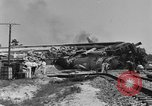 Image of train accident Delray Florida USA, 1931, second 11 stock footage video 65675041979