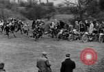 Image of motor bike race Richmond England, 1931, second 10 stock footage video 65675041981