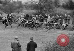 Image of motor bike race Richmond England, 1931, second 11 stock footage video 65675041981