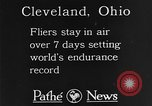 Image of Roy Mitchell Cleveland Ohio USA, 1929, second 6 stock footage video 65675041988