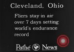Image of Roy Mitchell Cleveland Ohio USA, 1929, second 12 stock footage video 65675041988