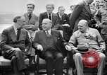 Image of President Franklin Roosevelt Quebec Canada, 1944, second 6 stock footage video 65675041991