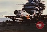 Image of United States Navy aircraft North Vietnam, 1968, second 2 stock footage video 65675042014
