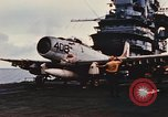 Image of United States Navy aircraft North Vietnam, 1968, second 7 stock footage video 65675042014
