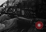 Image of controls of engine Eglin Air Force Base Okaloosa County Florida USA, 1952, second 7 stock footage video 65675042022