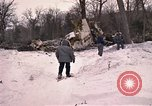 Image of Rescue operations Maine United States USA, 1963, second 9 stock footage video 65675042039