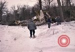 Image of Rescue operations Maine United States USA, 1963, second 10 stock footage video 65675042039