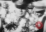 Image of Lieutenant Albert F. Hegenberger Hawaii USA, 1927, second 11 stock footage video 65675042051